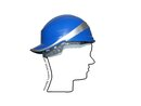 Bauhelm BASEBALL DIAMOND V blau