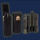 SetWear, Mini Flashlight Pouch Black
