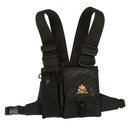 SetWear, Radio Chest Pack Black