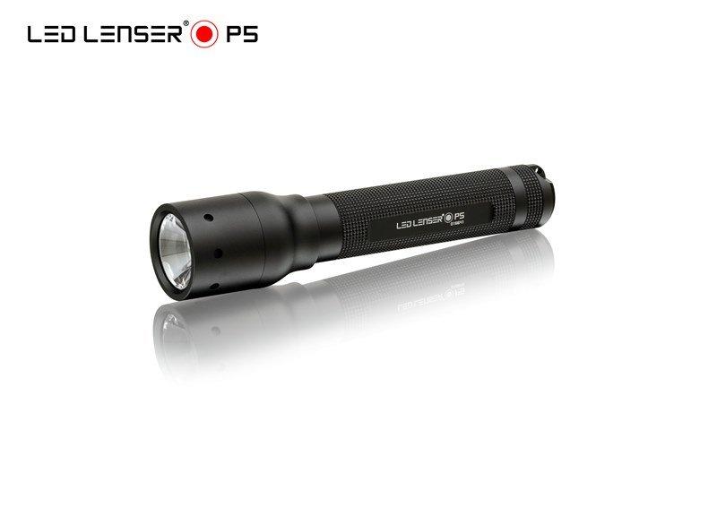 taschenlampe led lenser p5 2 inklusive lasergravur. Black Bedroom Furniture Sets. Home Design Ideas